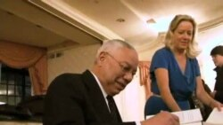 Колін Павелл нагадав Януковичу про революцію