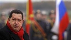 چاوز با رییس جمهوری روسیه ملاقات می کند