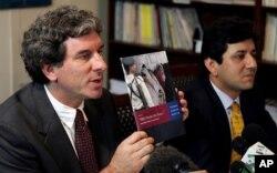 HRW အဖွဲ့ရဲ့ အာရှရေးရာ ညွှန်ကြားရေးမှူး Brad Adams