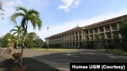 Balairung Kampus UGM. (Foto: Courtesy/Humas UGM)
