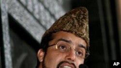 تنازعہ کشمیر کے مذاکرات میں کشمیریوں کو بھی شامل کیا جائے: میر واعظ عمر فاروق