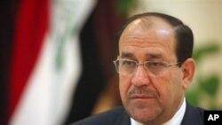 المالکی صدراعظم عراق