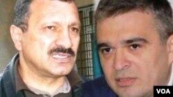 Tofiq Yaqublu və İlqar Məmmədov