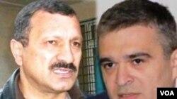 Siyasi məhbuslar - İlqar Məmmədov və Tofiq Yaqublu