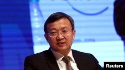 Thứ trưởng Bộ Thương mại Trung Quốc Vương Thụ Văn.