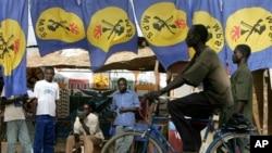 Magoya bayan jam'iyar Patriotic Salvation movement mai mulki a Chadi.