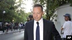 Giannis Stournaras, Minister of Finance of Greece