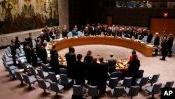聯合國安理會。