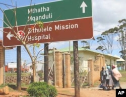 Patients in Oliver Tambo District, South Africa, struggle to access healthcare and must travel great distances to receive therapy