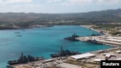关岛美国海军基地