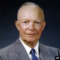 Although Dwight D. Eisenhower made his reputation as an Army man, he was a mild-mannered president during the 1950s, a generally tranquil period in the country.