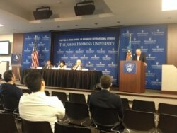 Asian Powers and Central Asia (Part I) Discussion at Johns Hopkins University, SAIS