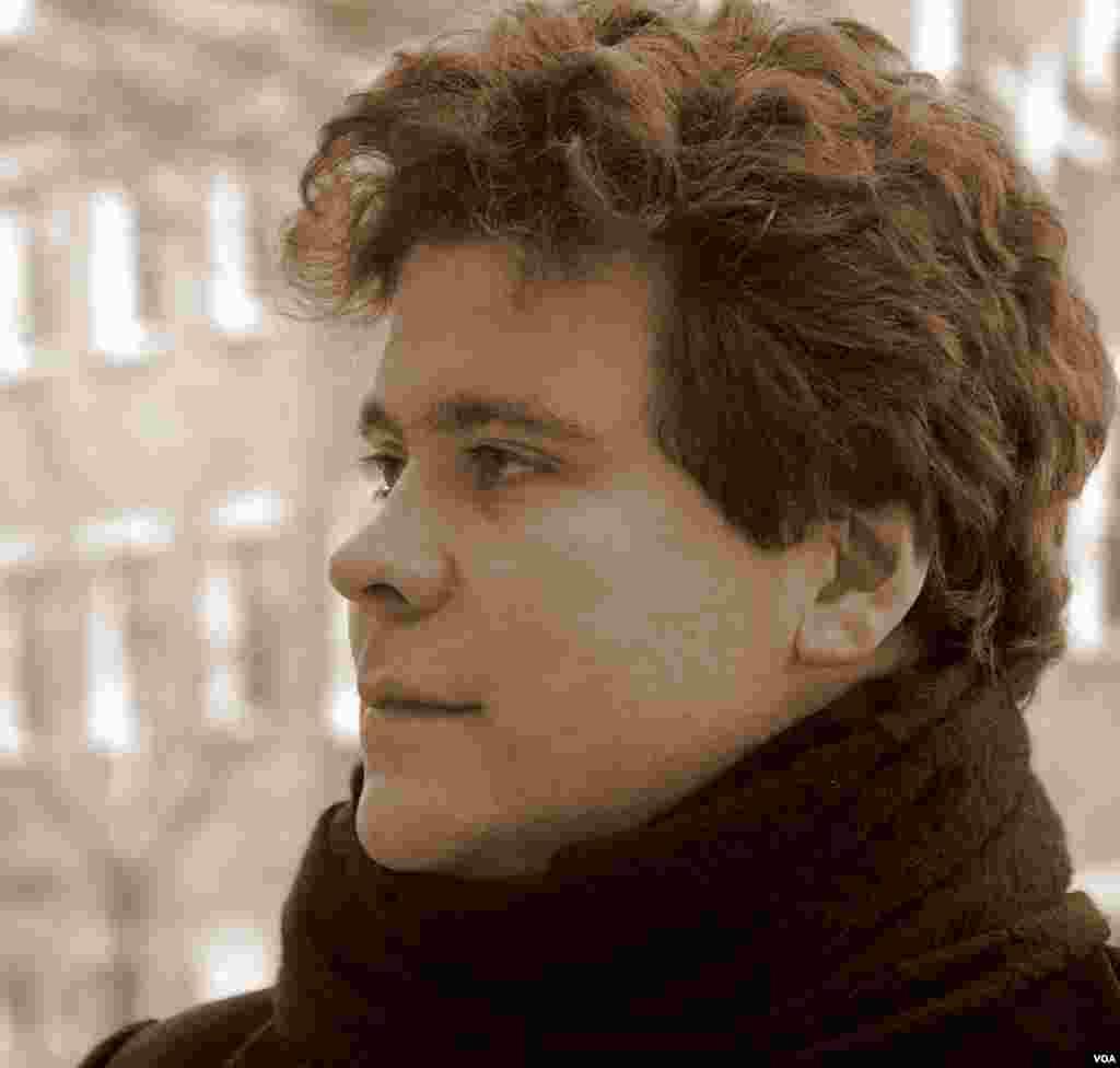 Пианист Денис Мацуев. Вашингтон 2010 год