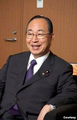 日本前自民黨參議員、東亞情勢研究會理事長江口克彥