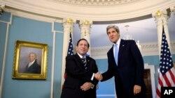 Secretario Kerry en Panamá