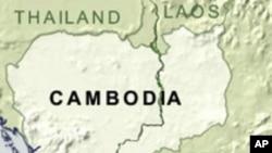 柬埔寨地图