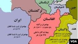 در بیش از یک دهۀ گذشته ۵.۸ میلیون مهاجر افغان به کشورشان برگشت کرده اند.