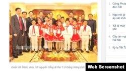 Tờ Tiền Phong đã thay bức ảnh gây 'sốt' cộng đồng mạng bằng một bức ảnh khác không thấy rõ nội thất ở bên trong nơi được cho là nhà của ông Mạnh.