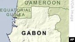 加蓬总统选举结束投票站已关闭