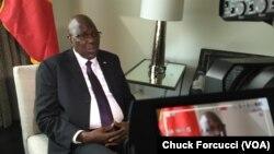 Le chef du gouvernement malien, Modibo Keïta