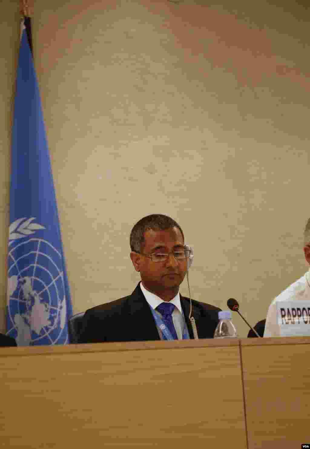احمد شهید چندسال است که گزارشگر ویژه سازمان ملل در امور حقوق بشر ایران است.