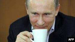 Владимир Путин продолжает избирательную кампанию