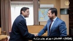 سفیر هند وعده داده است که مشکلات در زمینۀ صدور ویزۀ هند به افغانها به زودی رفع خواهد شد