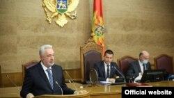 Predsednik Vlade Crne Gore Zdravko Krivkokapić u Skupštini Crne Gore ( Foto: Skupština Crne Gore)