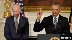 کله چې اوباما د امریکا ولسمشر و، جوبایډن یې مرستیال و.