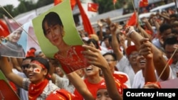 Aung San Suu Kyi and the Burmese Electorate