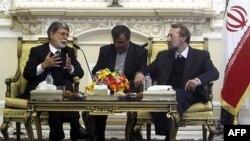 """Šef brazilske diplomatije Selso Amorim u toku posete Teheranu izrazio podršku razvoju nuklearne energije """"u civilne svrhe""""."""