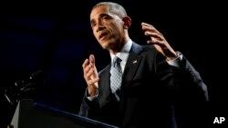 Tổng thống Obama sẽ đưa ra đề nghị hôm nay dành phần lớn ngân khoản cho Viện Y Học Quốc gia và phân nhánh của Viện là Viện Ung thư Quốc gia.