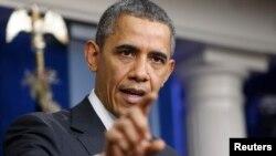 El presidente Obama dijo que Snowden hizo un daño innecesario a EE.UU.