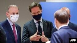 یورپی ملکوں کے رہنماؤں کے درمیان بیلجیم کے دارالحکومت برسلز میں چار روز تک مذاکرات جاری رہے۔