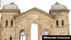 Restore edilen Edirne Büyük Sinagogu