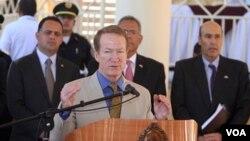 William Brownfield anunció que su país pondrá en marcha en Centroamérica un plan antidrogas similar a los que se ejecutan en México y Colombia.
