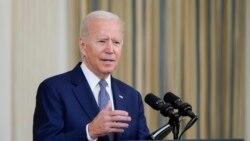 拜登:我肯定中國會試圖與塔利班做出一些安排