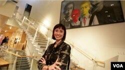 Melissa Chiu, Direktur Asia Society Museum New York menekankan pentingnya peran kurator untuk mengangkat pamor seni rupa kontemporer Indonesia.