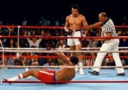 Témoignage sur le combat du siècle Mohamed Ali-George Foreman : 42 ans après