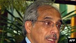 Ông Vijay Nambiar, chánh văn phòng của Tổng thư ký Liên hiệp quốc Ban Ki Moon