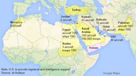 په سیمه کې تر پاکستان وروسته، افغانستان دویم اسلامي هېواد شو چې د یمن په جګړې کې، د سعودي د دریځ ننګه کوي
