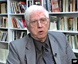 Walter Andersen at Johns Hopkins University