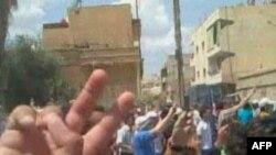 Biểu tình chống đối tiếp diễn tại Syria, ngày 22 tháng 7, 2011