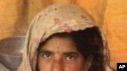 بازسازی چهرۀ دختر افغان