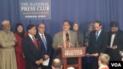 مسلم کونسل کی پریس کانفرنس