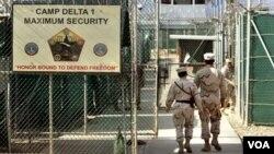 El acusado está preso en la base de Guantánamo desde el año 2007.