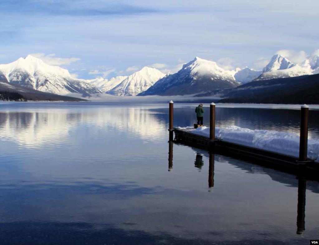 蒙大拿州冰河国家公园