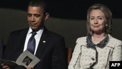 Obama dhe Klinton ne ceremoninë përkujtimore për zotin Hollbruk