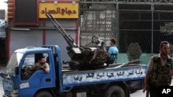 مخالفین حکومت سوریه