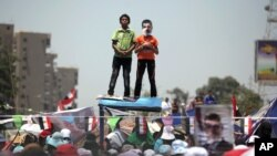 The Latest Images from Egypt